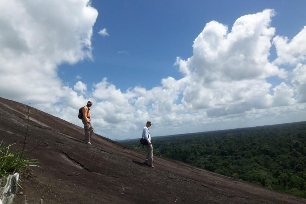Tours in Suriname