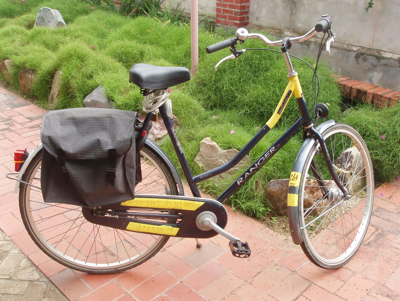 fietstas